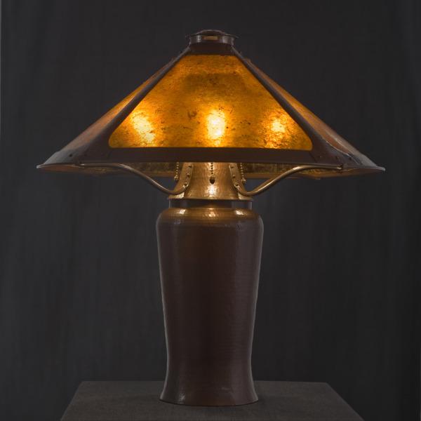 Van Erp Milk Can lamp