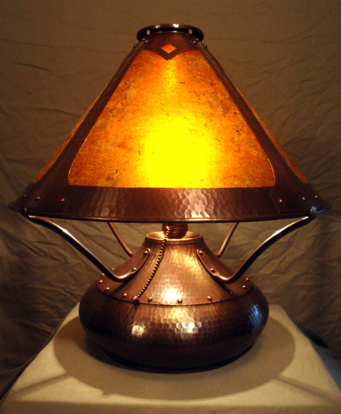Bean Pot Lamp