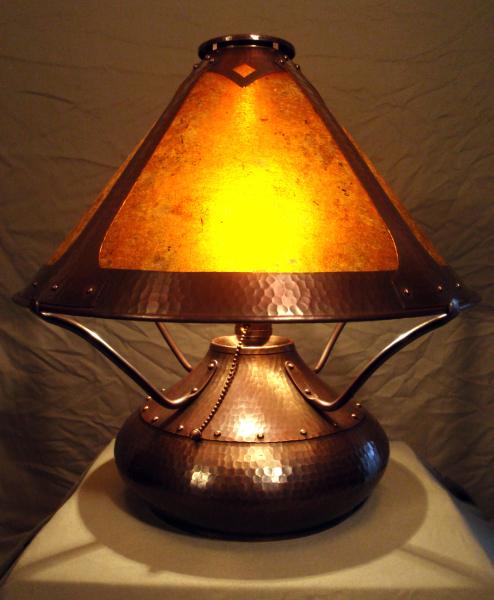 Bean Pot Lamp