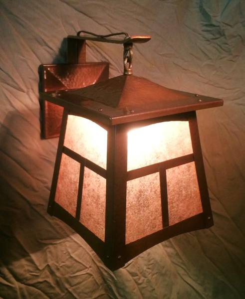 New Hampshire Lantern