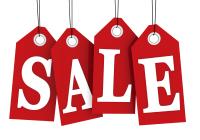 End of Season Sale!!!