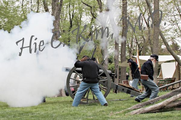 At Civil War Festival (5)