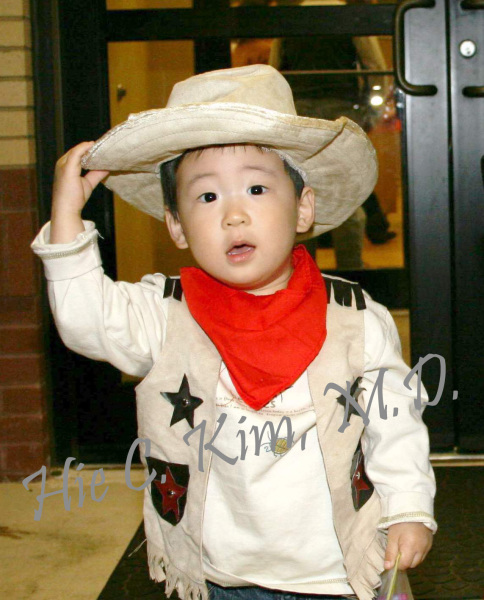A Little Cow Boy