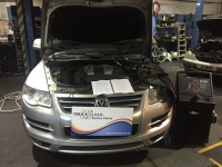 Diesel Terraclean service