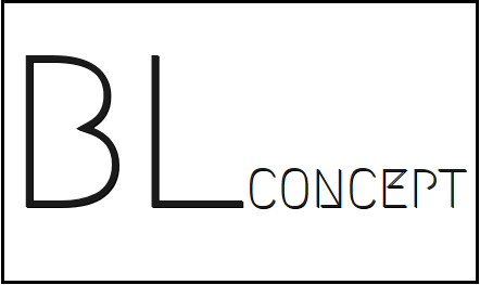 BLConcept Inc Logo Design