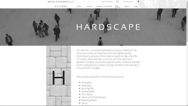 Hardscape Page