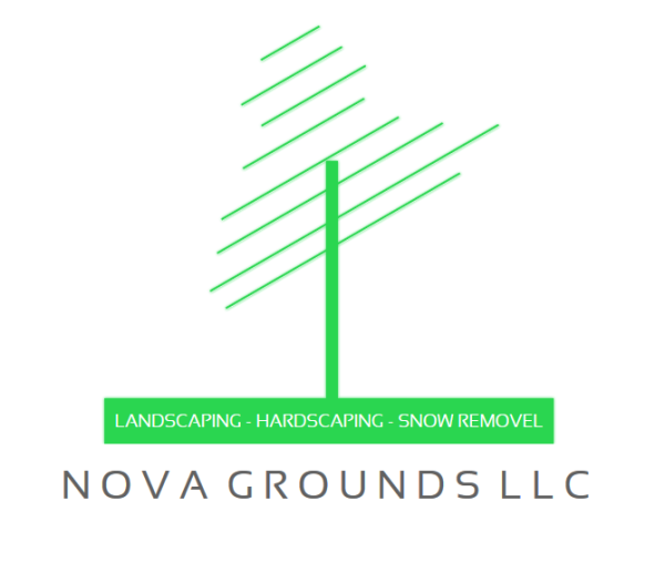 NOVA Grounds LLC Logo Design 1