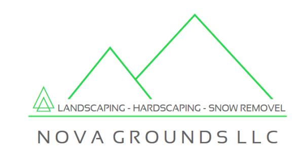 NOVA Grounds LLC Logo Design 2