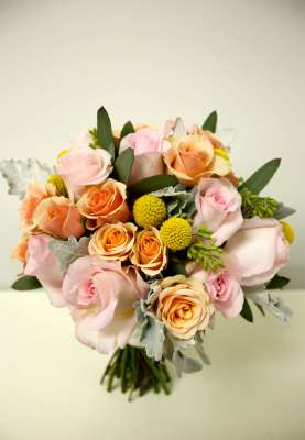Blush Rose Bouquet