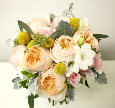 Garden Rose Bouquet