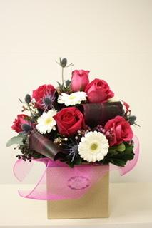 Seasonal Floral Vase