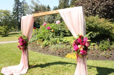 Arch Florals