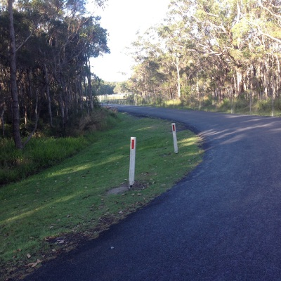 near Coffs Harbour Airport