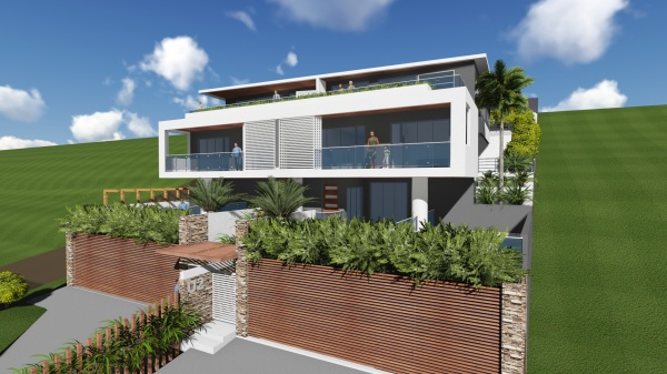 Leeward Terrace Duplex