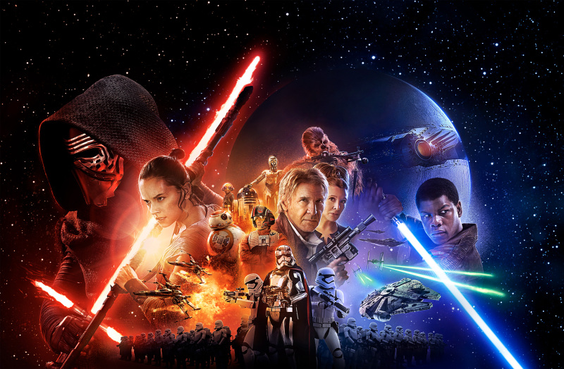 There Has Been an Awakening: Star Wars: The Force Awakens Review