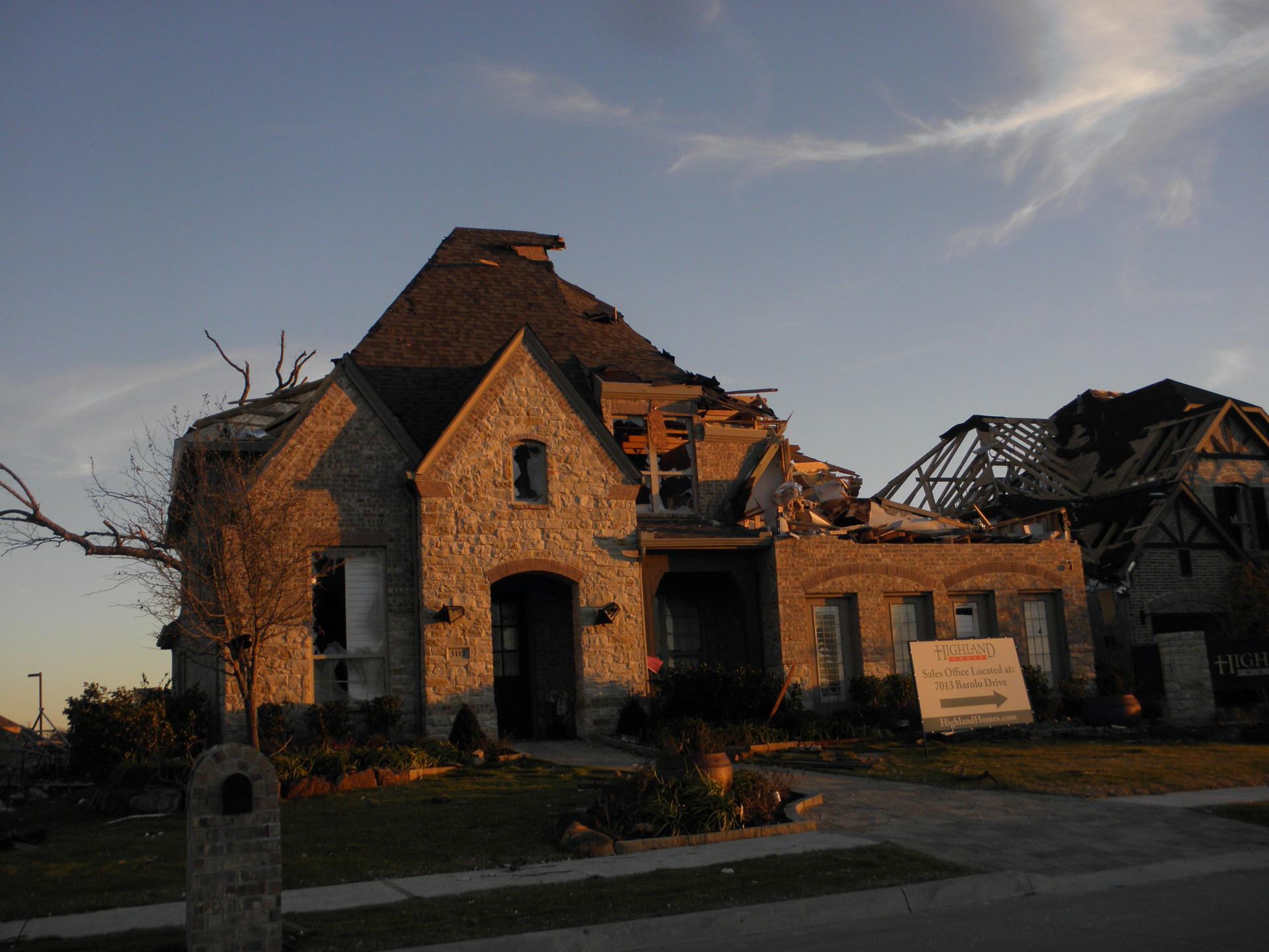 Tornado loss