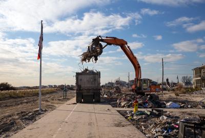 Debris Removal Workshops
