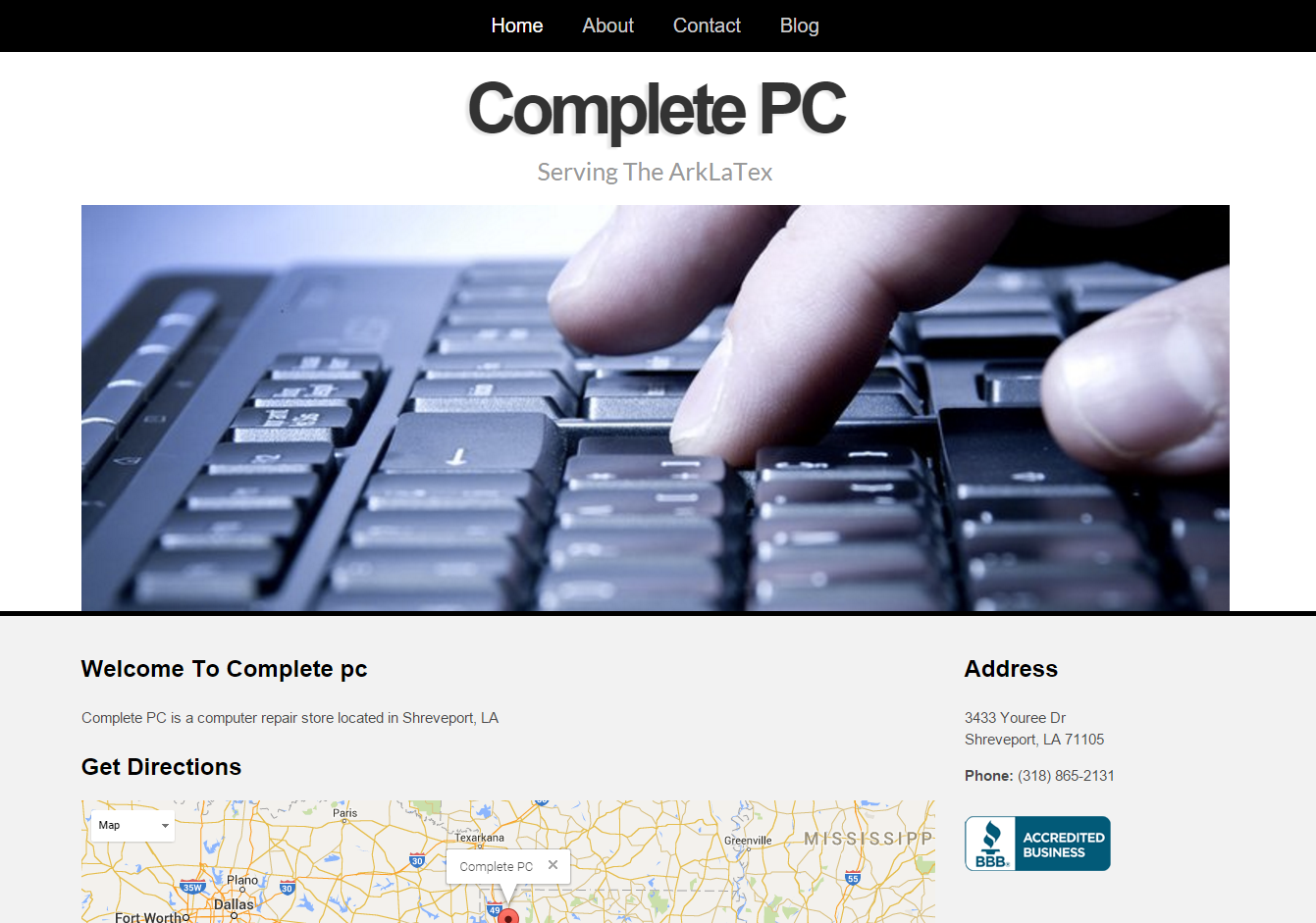 Complete PC