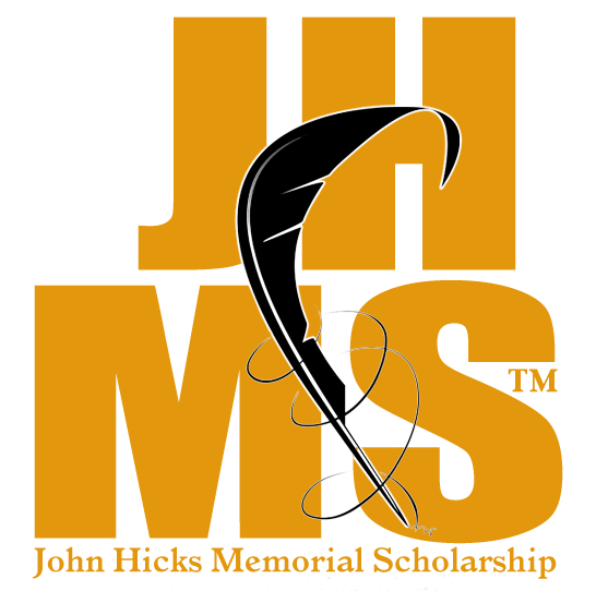 John Hicks Memorial Scholarship Logo