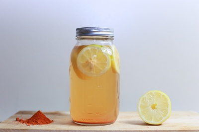 lemonade cleanse drink