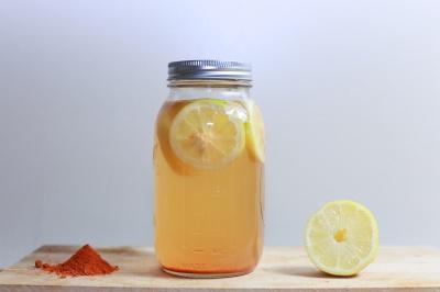 lemonade cleanse drink