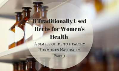 8 Traditionally Used Herbs for Women's Health