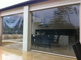 cafe bistro pvc outdoor patio blinds near northam