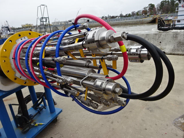 Subsea, Umbilical, Infield, Dynamic, Technip, Reels, Load out, System, Integration, Testing, , Mudmat, Termination, Assembly, SUTA, IUTA, Third, Party Inspection, Channelview, Houston, Texas, Dragon, Deepwater, Engineering, Management, Consultants, Installation, Commissioning, Packing, Reels, Carousel, Topside, BSLM, Bend, Stiffner, Latch, Mechanism, Pull, Head, Vector, Slimlock, Pressure, Fitting, Quad, Cables, Fiber, Optic, Seacon