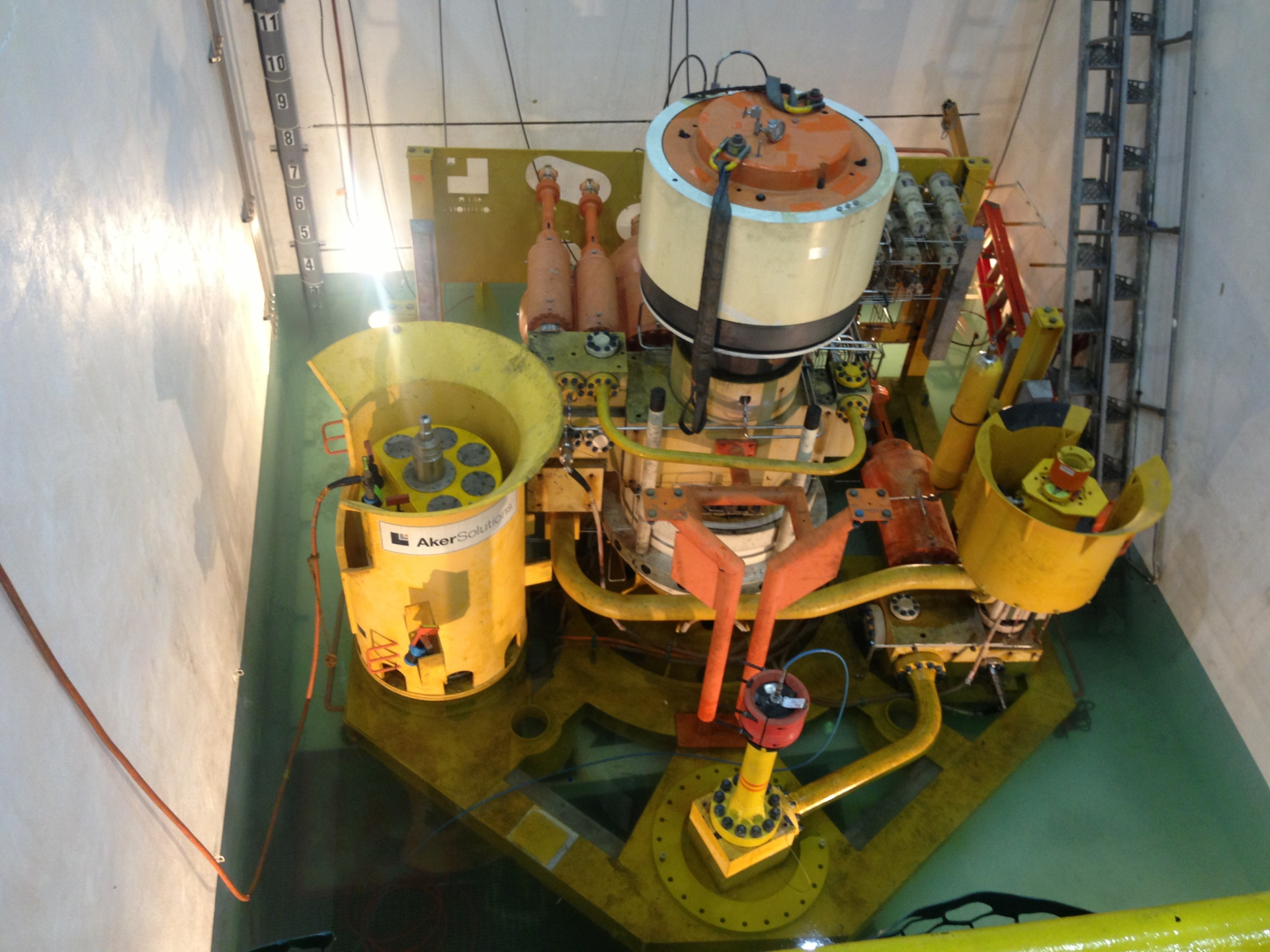 Subsea, XMT, Wellhead, Inspection, Refurbishment, Spool, PMV, PWV, XOV, Production, Connector, Testing, EFAT, FAT, SIT, System, Integration, Testing, Gas, Flow, Loop