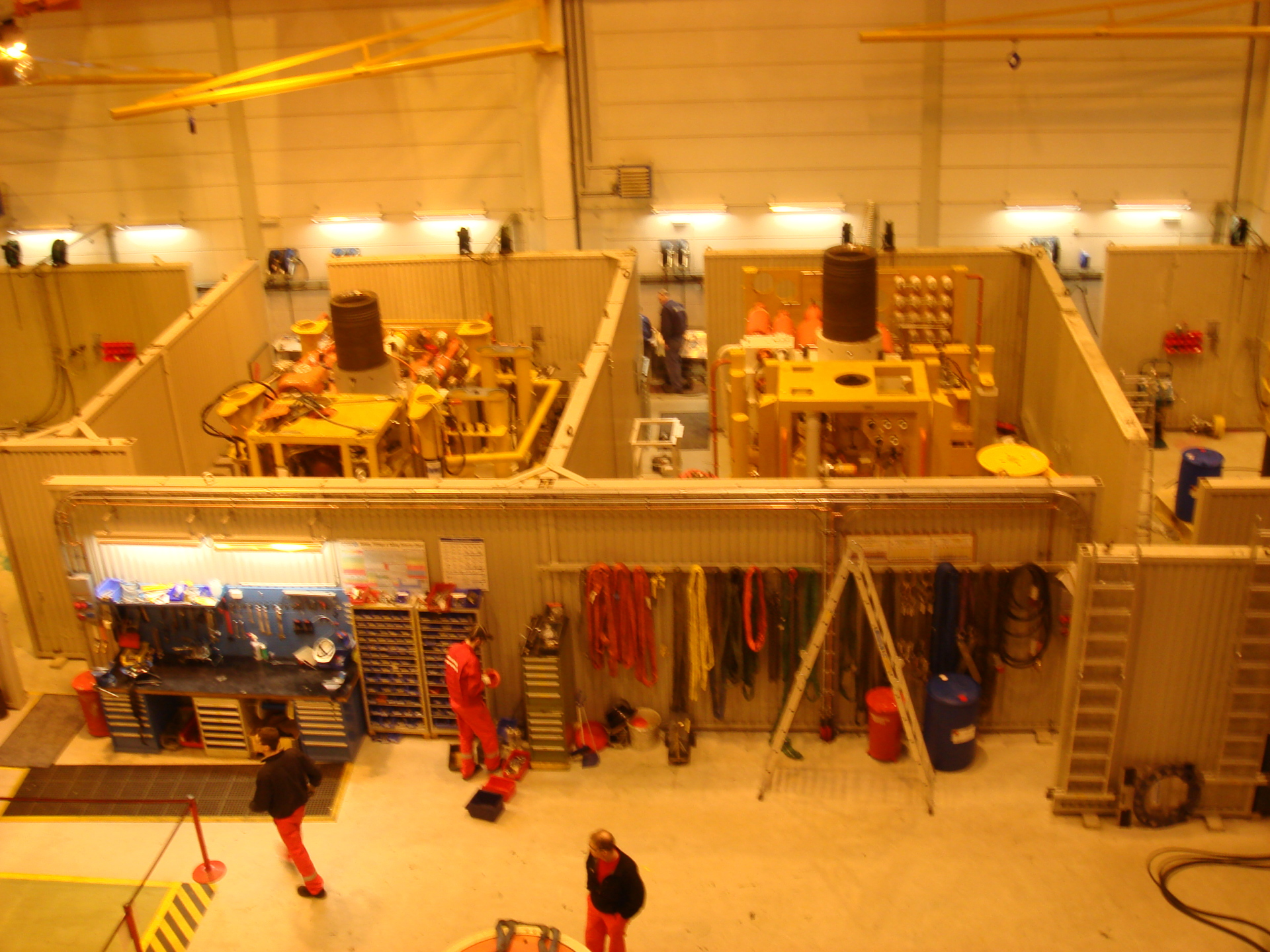 Subsea, Trees, XMT, Norway, Production, Line, Assembly, Manufacturing