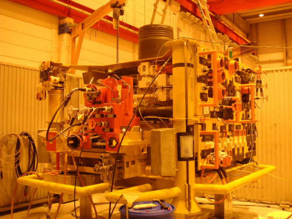 Subsea, Trees, XMT, Norway, Production, Line, Assembly, Manufacturing, SIT, System, Integration, Testing, ROV