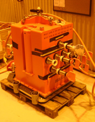 Subsea, SIT, System, Integration, Testing, Norway, Statoil, Remote, Power, Controller, Tronic, EFL, Electrical, Flying, Lead