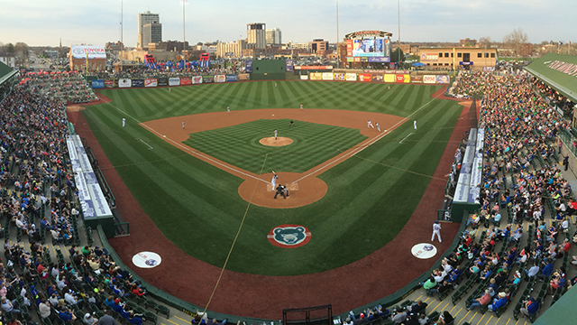 Mocking The South Bend Cubs