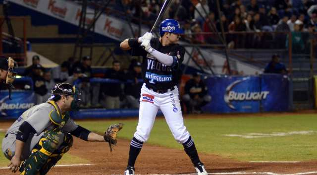 Yaquis De Obregon Win Aided By Villanueva Homer