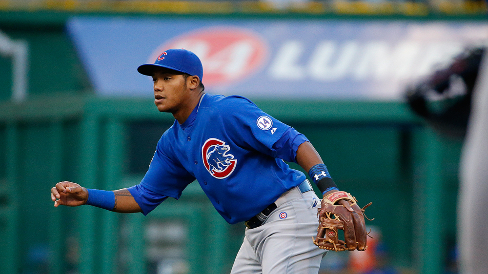 I-Cubs Will Have A Good Pitching Staff: Cubs 3 Angels 0