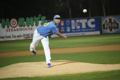 Trevor Clifton Grabs Carolina League Honors