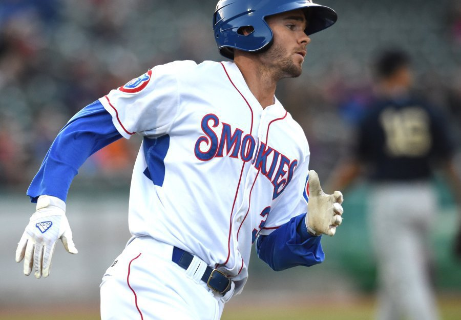 Chesny Young Wins Second Straight Batting Title