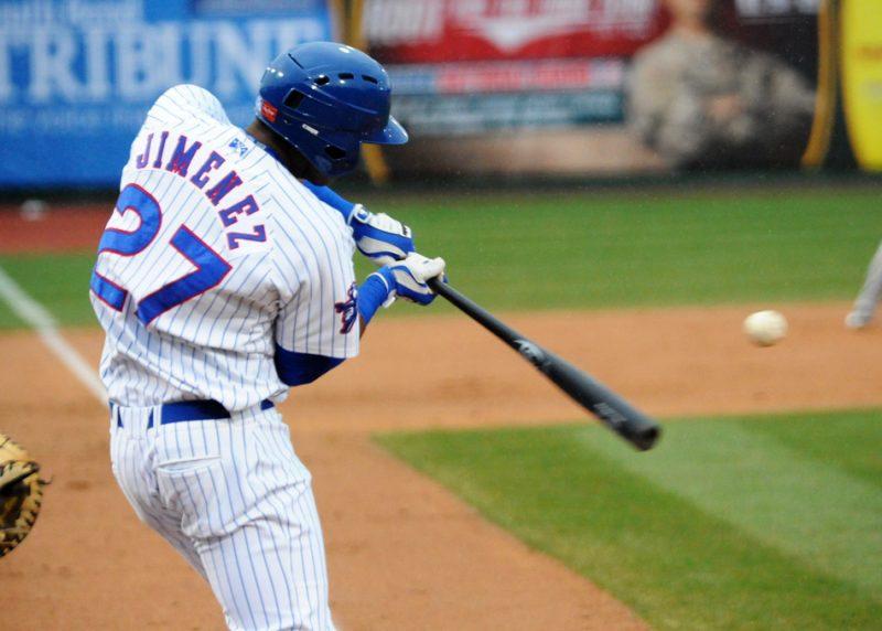 Cubs Prospect Profile Eloy Jimenez 9-28-2016