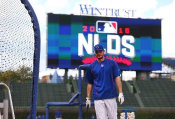 2016 Post-Season Begins Today For The Cubs