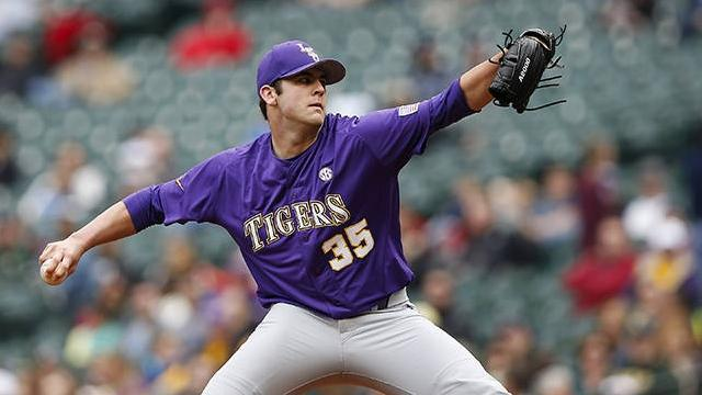 2017 Cubs Potential Draft Options Alex Lange