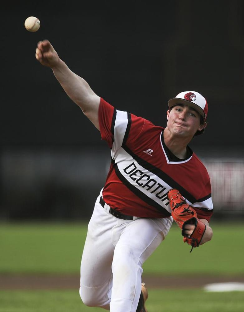 2017 Potential Cubs Draft Choices Tanner Burns