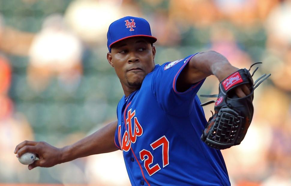 Mets Reliever Jeurys Familia Arrested On Domestic Abuse Charges