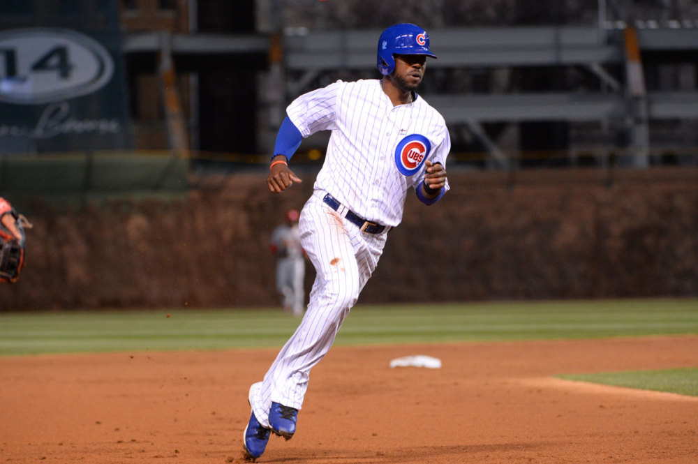 Repeat After Me-Dexter Fowler 11-4-2016