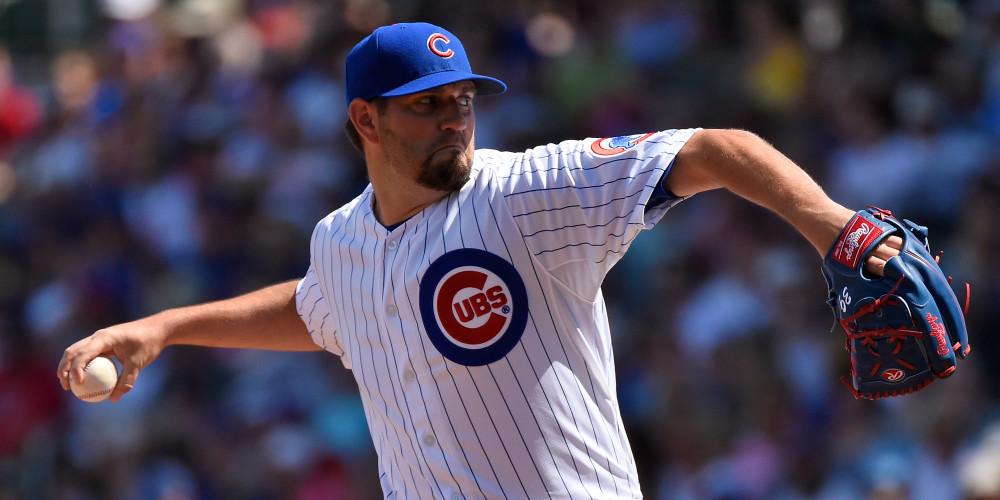 Cubs Decline Jason Hammel's Option