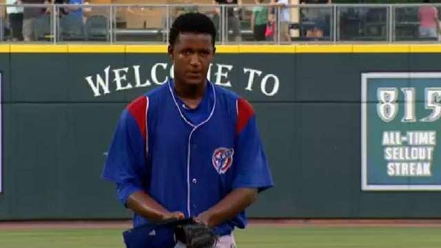 Cubs Prospect Profile Oscar De Le Cruz