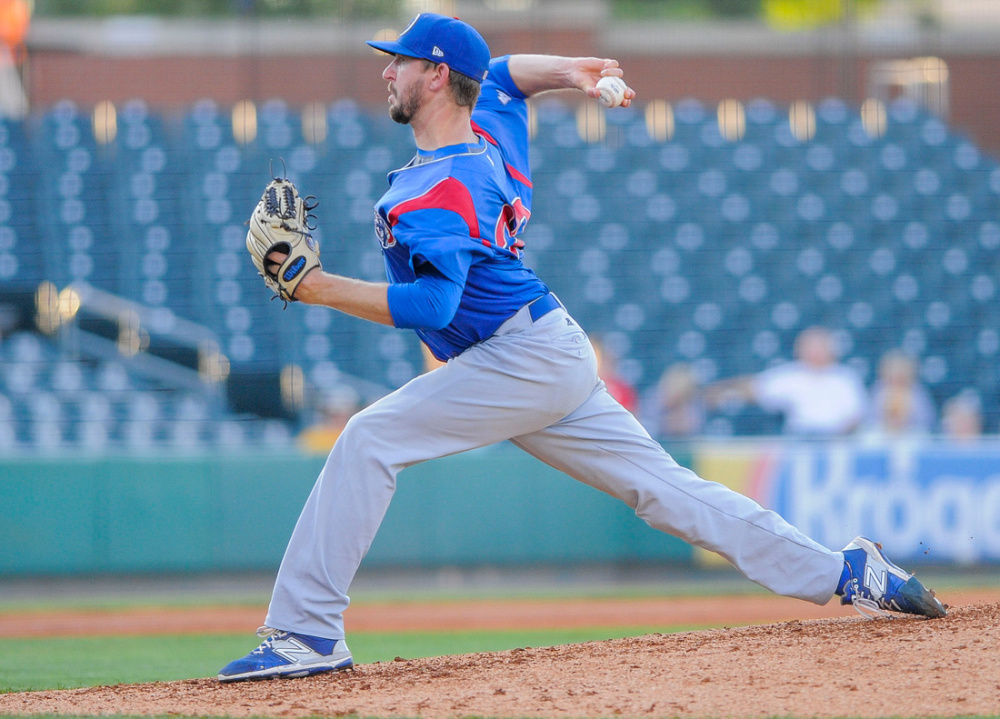 Cubs Prospect Profile Casey Bloomquist 12-3-2016