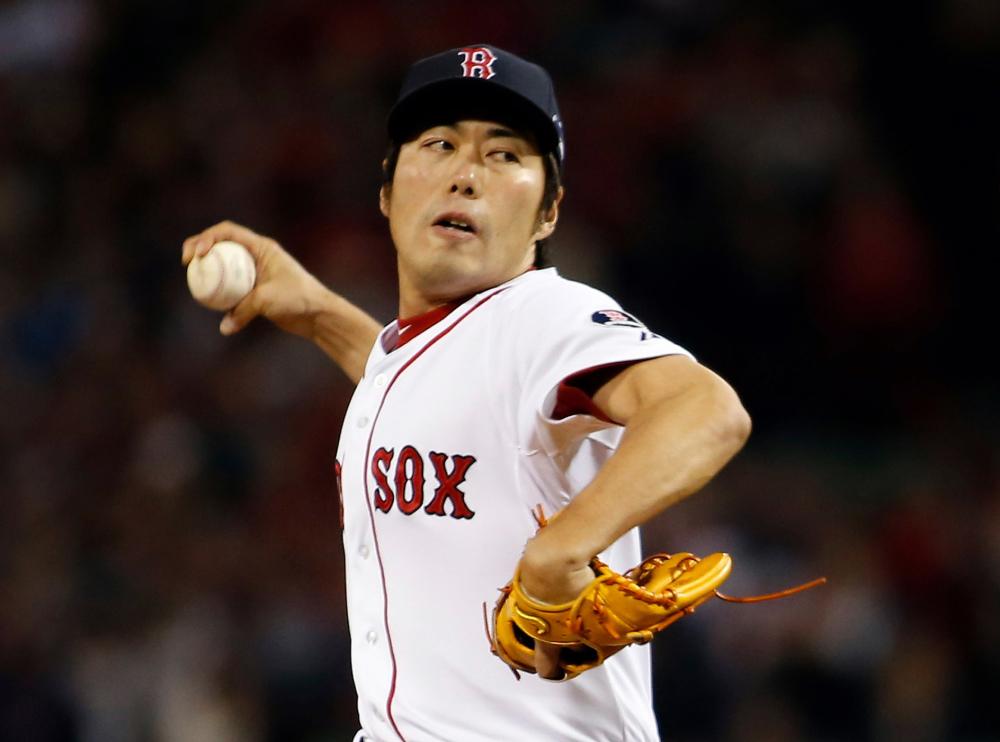 Cubs Add Koji Uehara 12-8-2016
