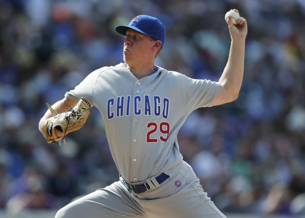 Cubs Prospect Profile-Rob Zastryzny 12-24-2016