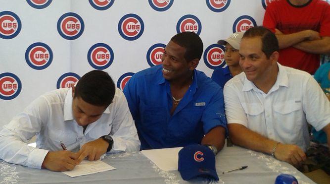 Cubs Prospect Profile Miguel Amaya 12-30-2016