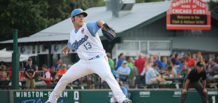 Cubs Prospect Profile- Brad Markey